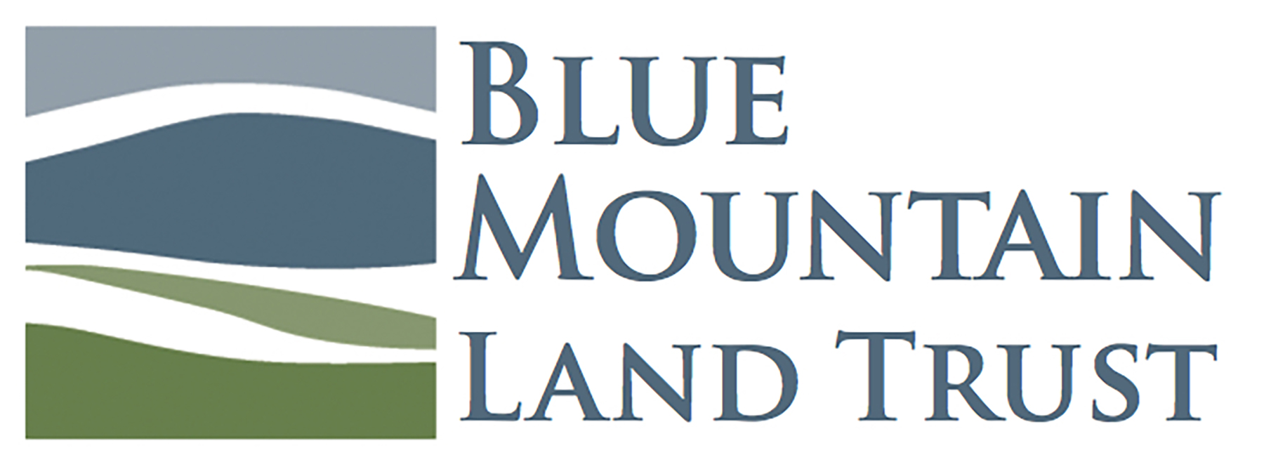 Blue Mountains Land Trust Logo