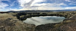 Friends of the Gorge. TrustKolk Pond Dancing Rock by Kate Lindberg