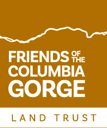 Friends of the Columbia Gorge land trust logo