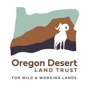 Oregon Desert Land Trust logo