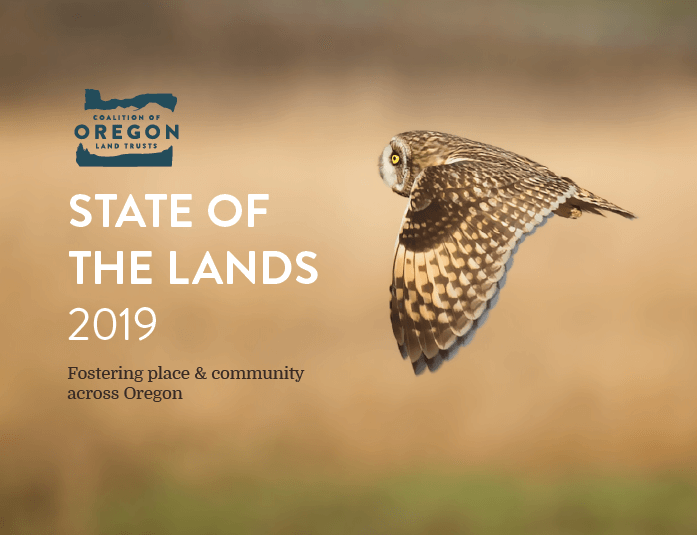 State of the Lands 2019