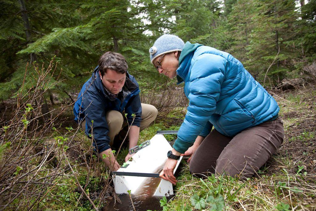 The Nature Conservancy. Freshwater Monitoring. Tim Jewett