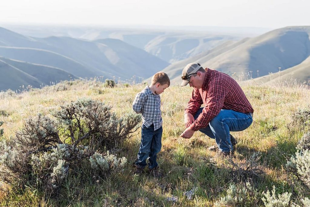 Trust for Public Land. Lower Deschutes River Ranch by Isaac Lane Koval