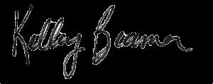 Kelly Beamer Signature