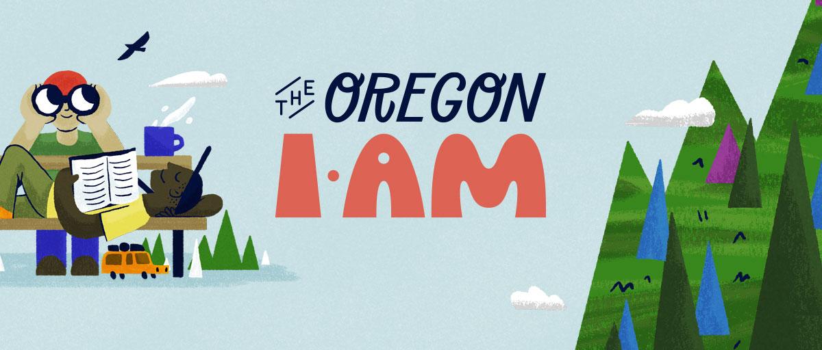 Oregon I AM Header Logo