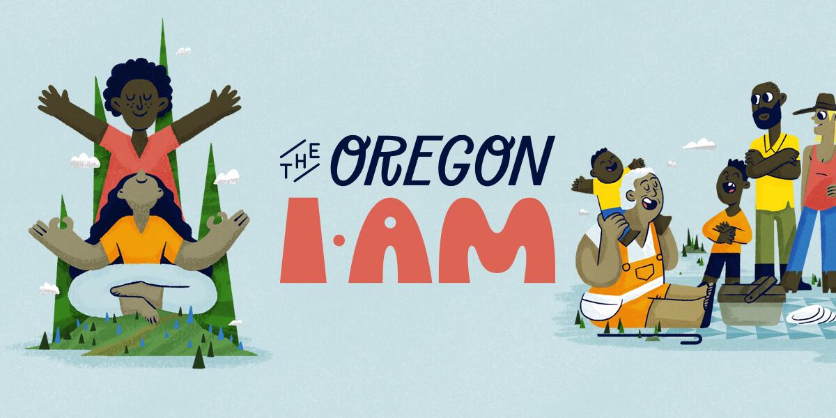 The Oregon I AM